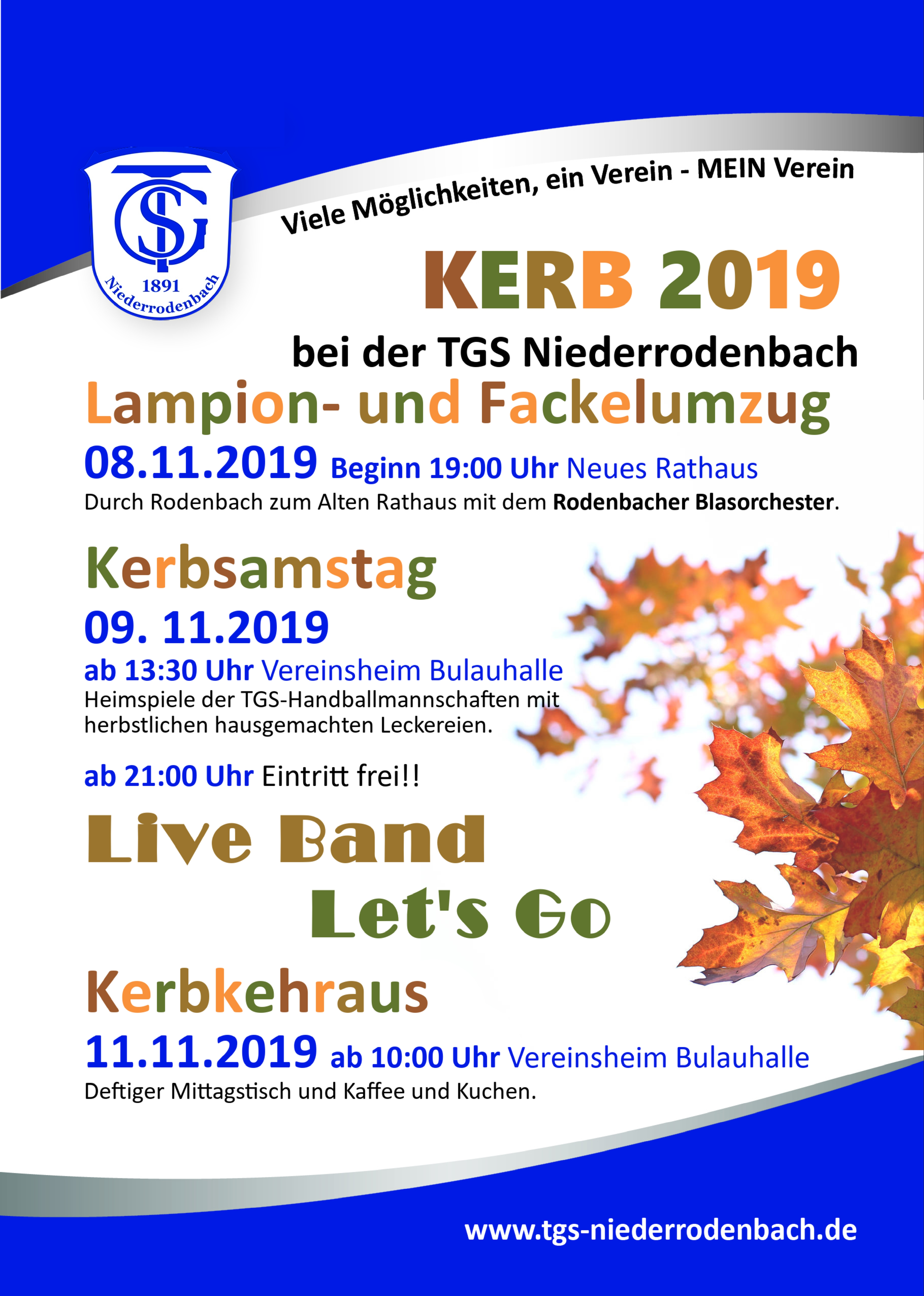 Kerbflyer 2019